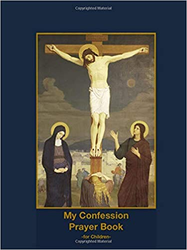A Confession Prayer Book for Children
